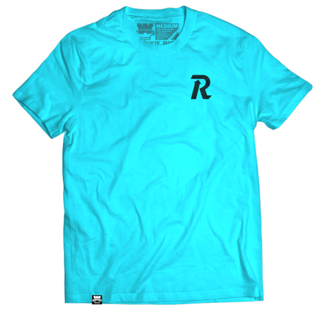 Letter Rise Tee - Cancun