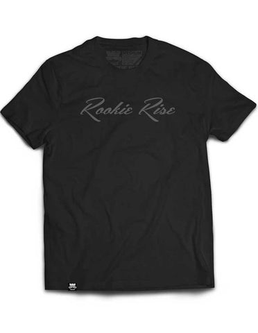 Classy Rook Tee - Black/Grey - Rookie Rise Clothing