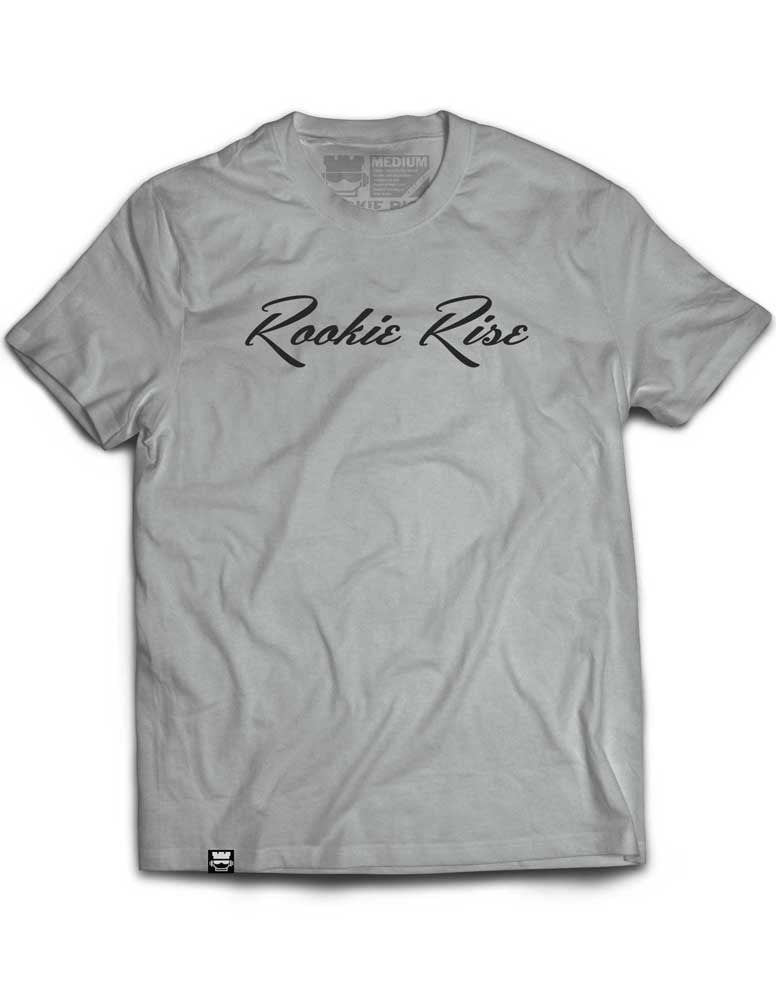 Classy Rook Tee - Grey - Rookie Rise Clothing
