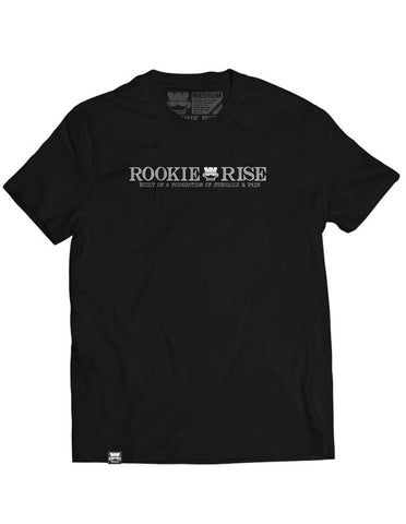 STRUGGLE AND PAIN S.A.P TEE - Rookie Rise Clothing