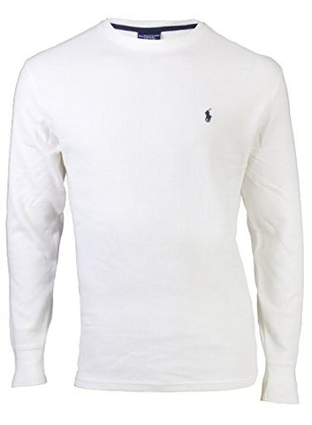 Polo Ralph Lauren Men's Long Sleeves Crew Neck Thermal