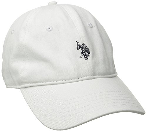 c5133bf0f37 U.S. Polo Assn. Men s Small Solid Horse Adjustable Cap