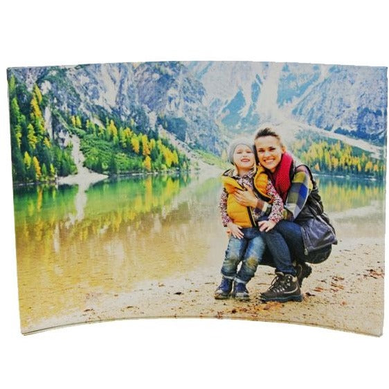 ColorLyte Acrylic Photo Panel - Clear
