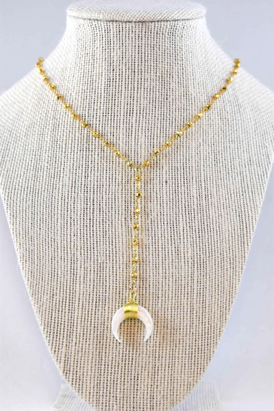 Layla Audrey Lariat Necklace