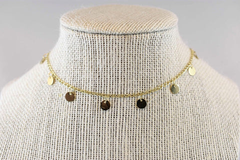 Delilah June Necklace