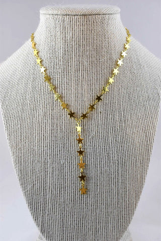 Gracie Maya Lariat Necklace