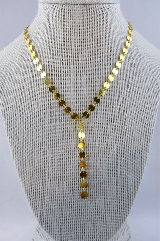 London Anastasia Lariat Necklace