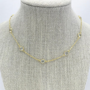 Diana Kate Dainty Necklace