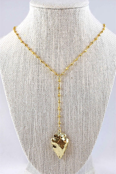 Zoey Alexa Lariat Necklace