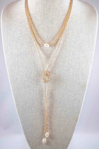 Erin Avery Wrap Necklace