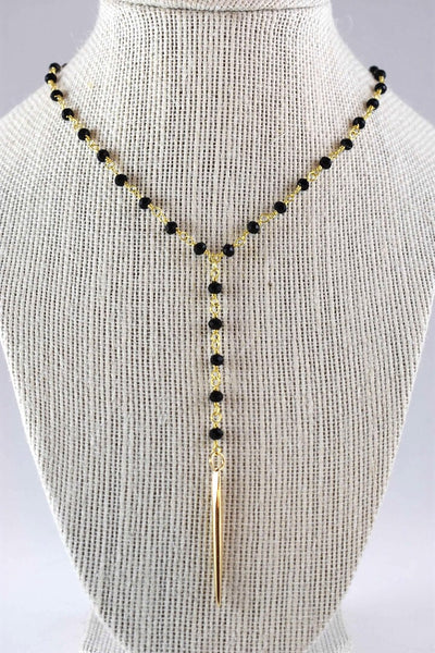 Naomi Lola Lariat Necklace