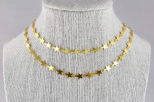 Gracie Maya Double Layer Necklace
