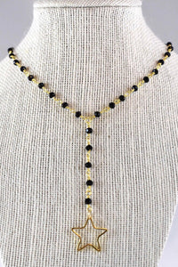 Elsie Clara Lariat Necklace