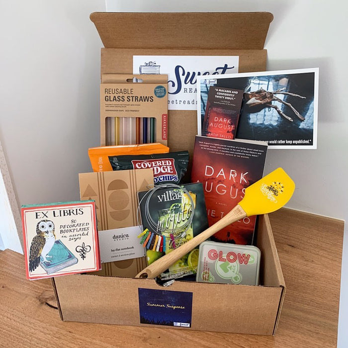 Summer Suspense Box 2020