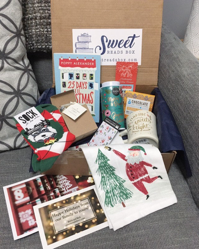 2019 Christmas Box Reveal