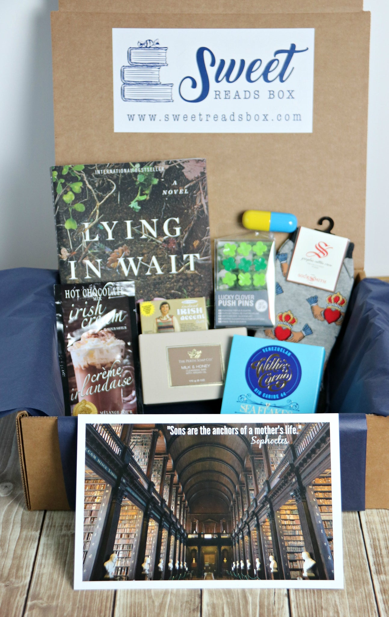 March 2019 Box Reveal