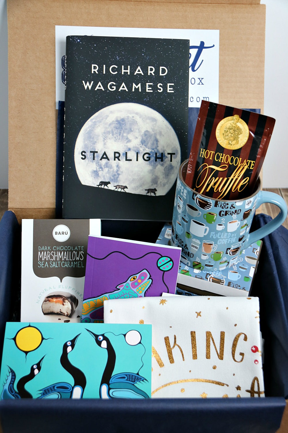 December 2018 Sweet Reads Box
