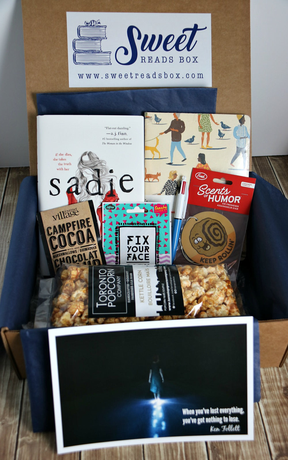 First Edition YA Box - January 2019