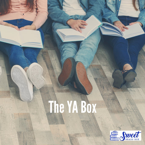 YA Fiction Subscription Box Canada