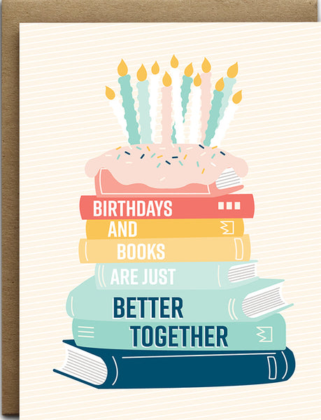 Birthdays and Books