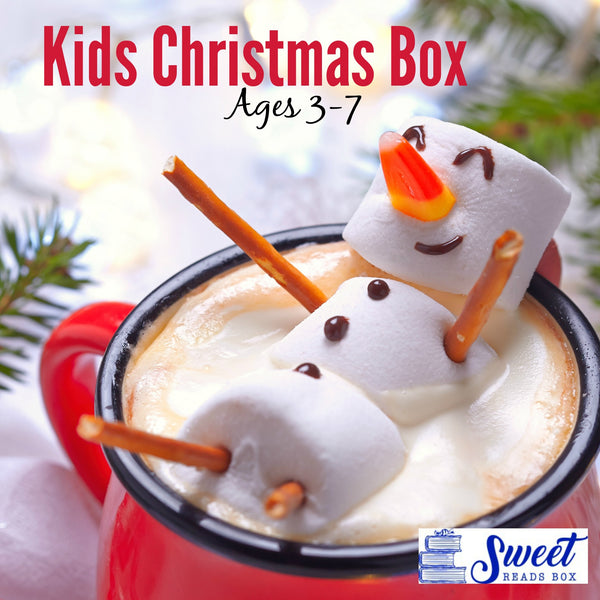 Kids Christmas Box - Ages 3-7