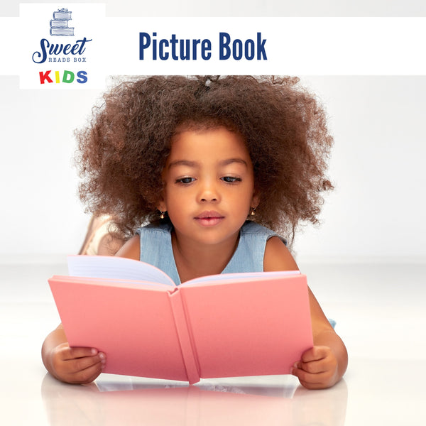 Kids Picture Book Box Summer 2021