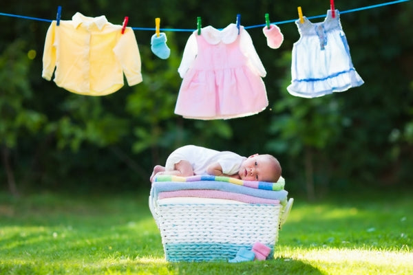 Great Tips for Washing and Caring for Organic Baby & Kids Clothes