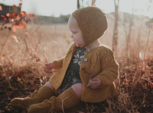 The health benefits of organic clothing for children