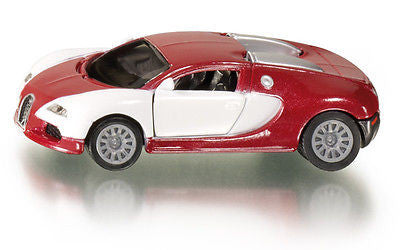NEW Siku Bugatti EB 16.4 Veyron Die Cast Toy Car 1305 - BumpsieDaisy