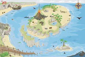 Brand New Le Toy Van Pirate Playmat Play Mat - BumpsieDaisy