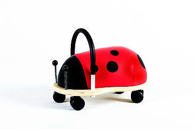 NEW Australian Award Winning Wheely Bug Ride On Ladybug Large - BumpsieDaisy