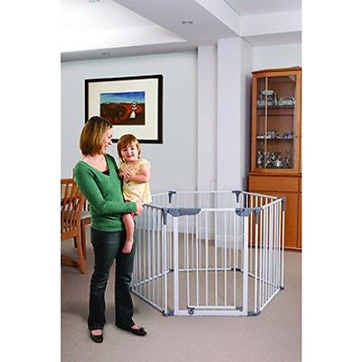 New Dreambaby Royal Converta 3 in 1 Playpen Play Yard Gate Dream Baby Pet - BumpsieDaisy