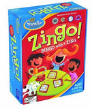 NEW Thinkfun Zingo! Bingo With A Zing Educational Game 4yrs+ Think Fun Zingo - BumpsieDaisy