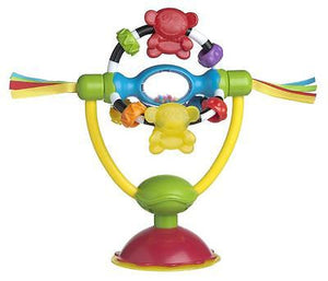 Brand NEW Playgro High Chair Baby Rattle Spinning Toy 6m+ - BumpsieDaisy