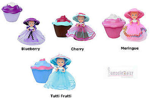 NEW Cupcake Surprise Scented Doll Blueberry Cherry Meringue Tutti Frutti Avail - BumpsieDaisy