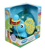 NEW Playgro Elephant Pull Along Activity Toy Shape Sorter BPA Free 12mths+ - BumpsieDaisy