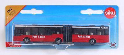 NEW Siku Hinged Bendy Bus Die Cast Toy Car 1617 - BumpsieDaisy