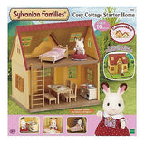 NEW Sylvanian Families Cosy Cottage Starter Home with Furniture & Rabbit 5242 - BumpsieDaisy