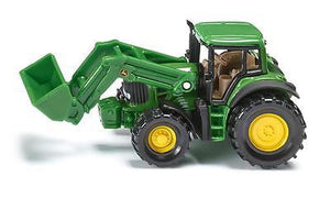 NEW Siku John Deere with Front Loader Tractor Die Cast Toy Car 1341 - BumpsieDaisy