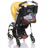 New Dreambaby Stroller Pram Organiser with Cup Holders Dream Baby Strollerbuddy - BumpsieDaisy