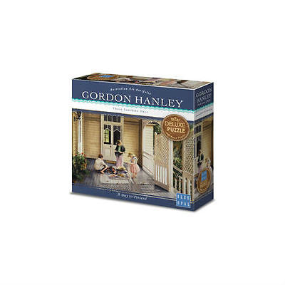 NEW Blue Opal Gordon Hanley A Day to Pretend 1000 Piece Deluxe Puzzle Jigsaw - BumpsieDaisy