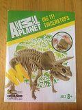 NEW Animal Planet Dig It Triceratops Bones Dinosaur & Archaeological Tools Incl - BumpsieDaisy