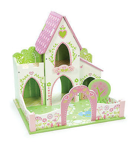 NEW Le Toy Van Wood Fairy Castle Wooden Play House Toy - BumpsieDaisy