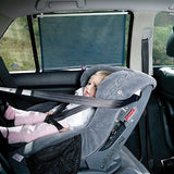 New Dreambaby Extra Wide Car Window Sunshade Sun Shade Blind Dream Baby 2PK - BumpsieDaisy