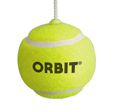 NEW Orbit Genuine Replacement Tennis Ball & Tether Nylon Cord & Swivel Assembly - BumpsieDaisy