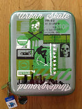 NEW Spencil Urban Skate Boys Ipad Tablet Hard Head Case with Zip Closure - BumpsieDaisy