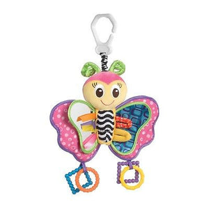Brand New Playgro Butterfly Activity Clip On Baby Toy 0m+ - BumpsieDaisy