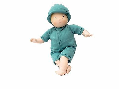 New Bonikka Charlie Soft Baby Boy Doll Toy with Rubber Face Hands & Legs 35cm - BumpsieDaisy