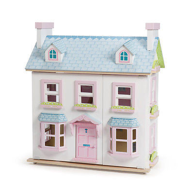 NEW Le Toy Van Mayberry Manor Wooden Dolls House - BumpsieDaisy