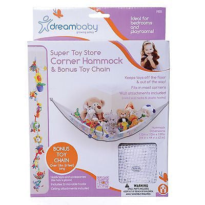 Brand New Dream Baby Corner Hammock & BONUS Toy Chain Super Toy Store - BumpsieDaisy